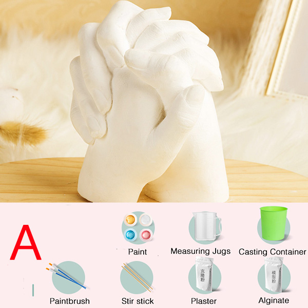 3D Couple Casting Kit